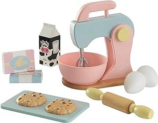 KidKraft 63371 Backleksaksset för matlagning och bakning, pastellfärger