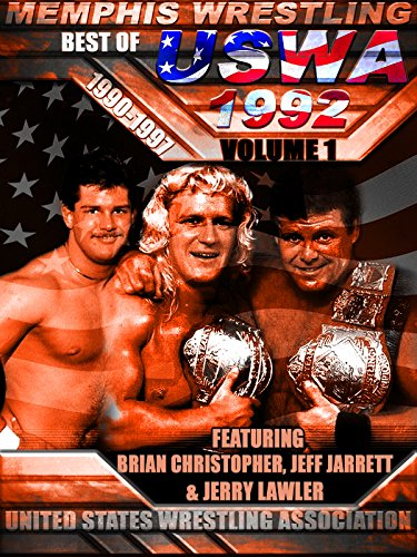Best Of USWA Memphis Wrestling 1992 Vol 1