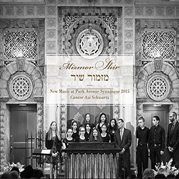 Mizmor Shir: New Music At Park Avenue Synagogue 2015