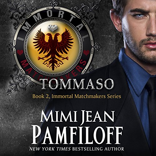 Tommaso audiobook cover art