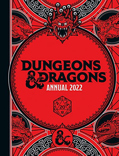 Dungeons & Dragons Annual 2022