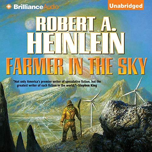 Farmer in the Sky audiobook cover art