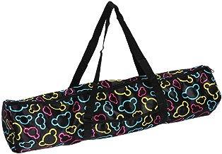 WOOAI Funda de colchoneta de Yoga Impermeable Multifuncional Colchonetas de Pilates Portadores de Bolsas de Deporte Mochila de Fitness Funda de colchoneta de Yoga Dropship, como Imagen