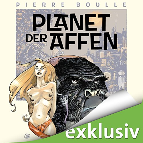 Planet der Affen cover art