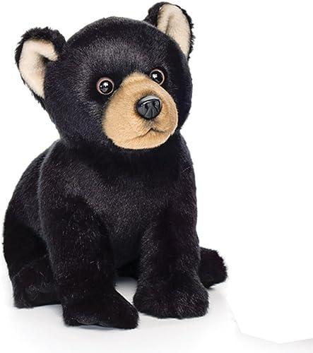Nat and Jules negro Bear Plush Toy, Small by Nat and Jules