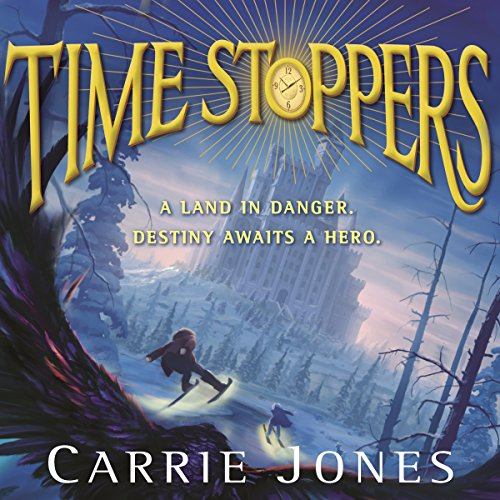 Time Stoppers audiobook cover art