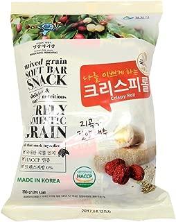 21 Mixed Grain Crispy Roll with Miryang Korean Jujube, 20-Count