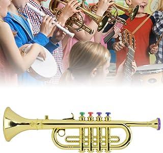 present 𝐒𝐩𝐫𝐢𝐧𝐠 𝐒𝐚𝐥𝐞 𝐆𝐢𝐟𝐭 present هدیه تولد کودکان بوق ، بچه شیپور ، ساز موسیقی شاخ برای اجراهای صحنه ای لوازم آموزشی برای مبتدیان علاقه مندان