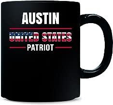 Austin United States Patriot Independence Day Gift - Mug