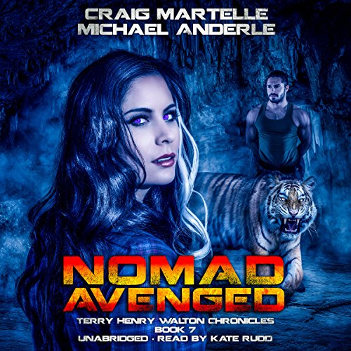 Nomad Avenged audiobook cover art