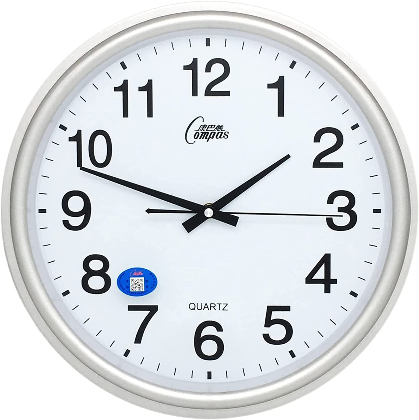 Garden Clock Outdoor Ranking Cheap mail order shopping TOP5 Clocks for Large Waterproof Indoor Patio