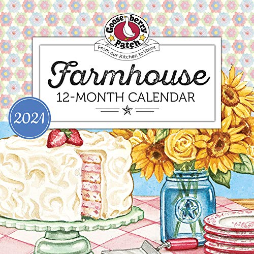 2021 Gooseberry Patch Wall Calendar (Gooseberry Patch Calendars)