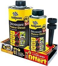 Bardahl Décrassant moteur diesel 5 en 1-1 L + 300 ml OFFERT