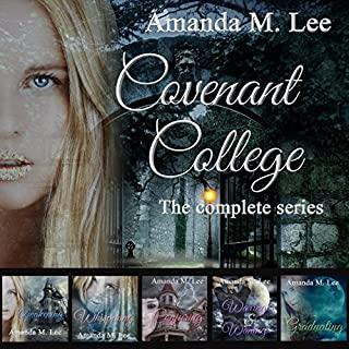 Covenant College cover art