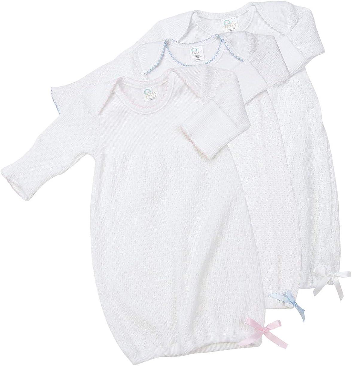 LS Lap-Shoulder Gown, #115