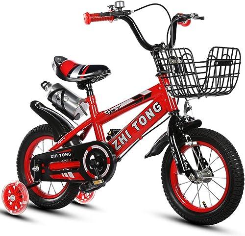 entrega rápida JYXZ 16  Niño Niño-Bicicleta Niño-Bicicleta Niño-Bicicleta Bicicleta De Niños Ruedas De Entrenamiento Botella De Agua con Cruceta  orden ahora con gran descuento y entrega gratuita