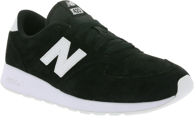 ny balans herrar Mrl420 -sn -sn -sn -d Low -Top skor  nya märkesvaror