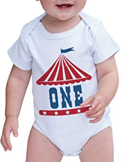carnival first birthday outfit
