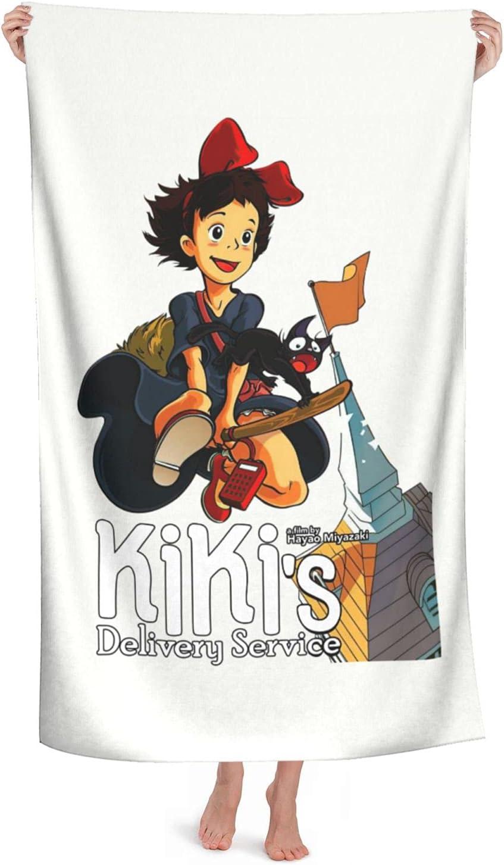 100% quality warranty Kiki's Delivery Service Anime 3D Beach Towel Pool Towels Bath To Finally resale start