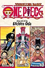 One Piece 3-in-1 Edition Volume 16: 46-48 (One Piece (Omnibus Edition)) [Idioma Inglés]
