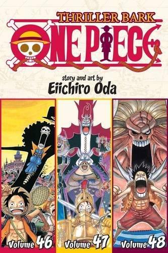 One Piece 3-in-1 Edition Volume 16