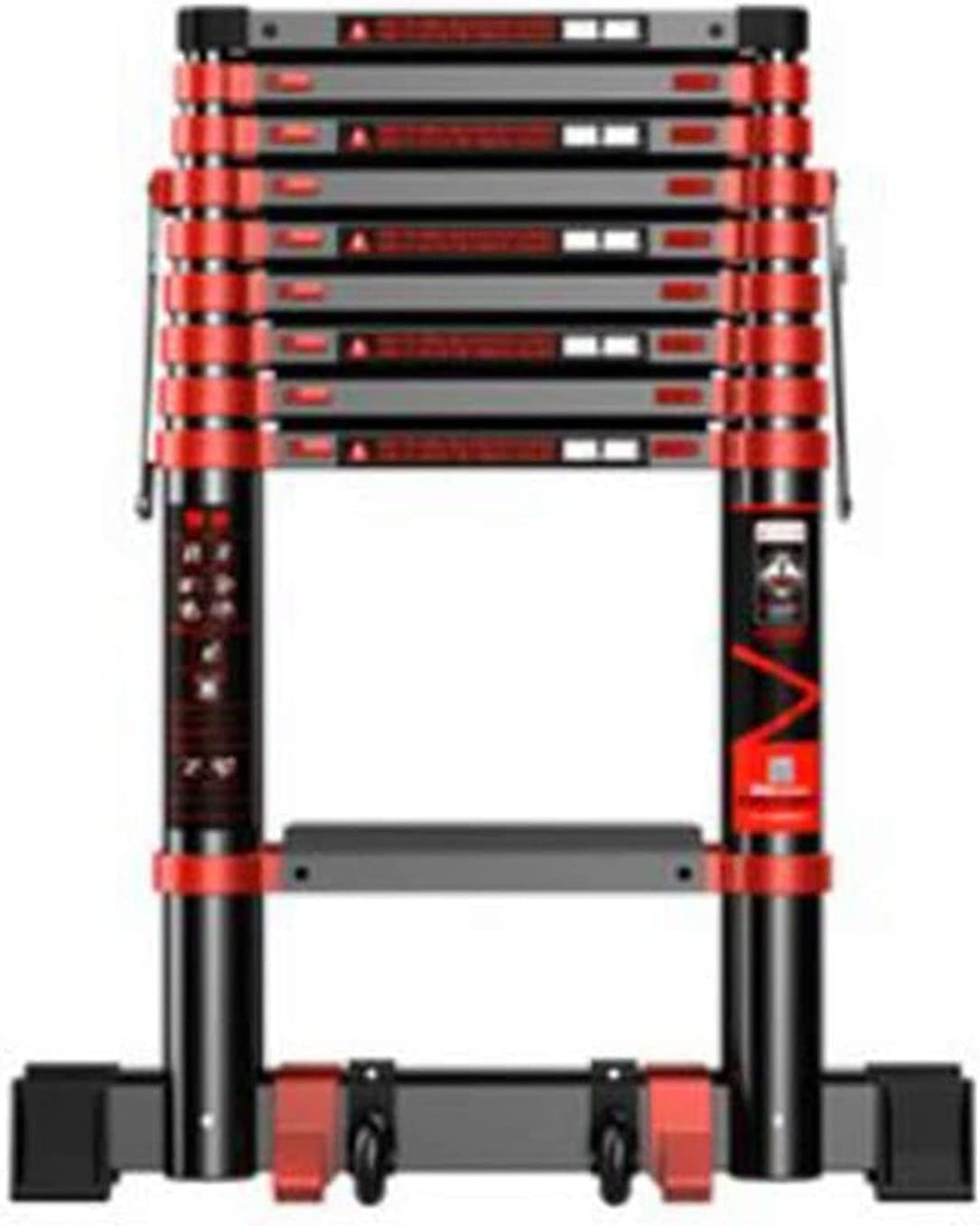 Max 77% OFF 2021 new HBSC Multi-Purpose Telescopic Ladders PracticalAlumin Robust and