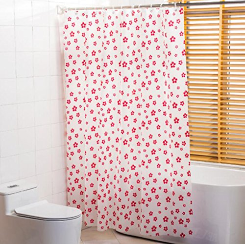 Daeou Salle de bains, épaississement, rideau de douche, étanche, l'oïdium, de rideau de douche