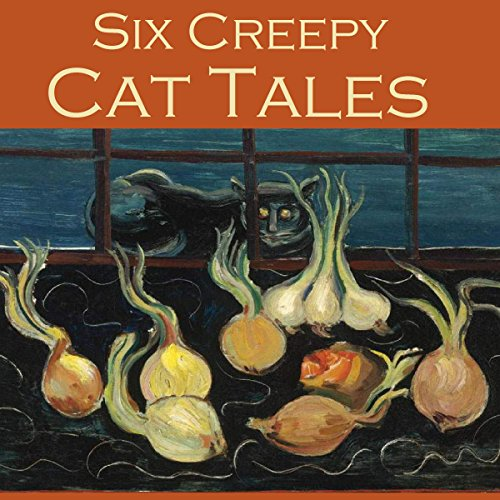 Six Creepy Cat Tales Titelbild