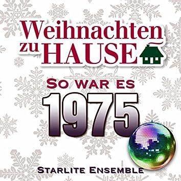 Weihnachten zu Hause: So war es 1975