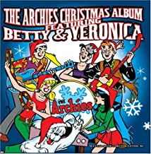 The Archies Christmas Album featuring Betty & Veronica by The Archies (2008) Audio CD