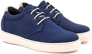 Zapatos con Alzas para Hombre. Aumentan Altura hasta 6 cm. Modelo Bronx
