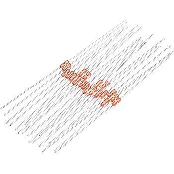 Resistor NTC Mix /& LT 500 Ohm 10x 18540-135