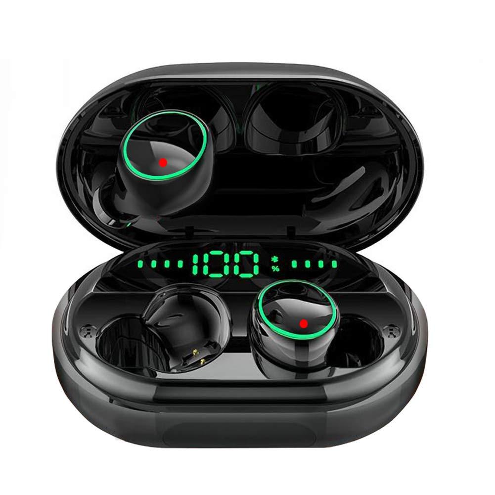Bluetooth Headphones Waterproof Microphone Noise Cancelling