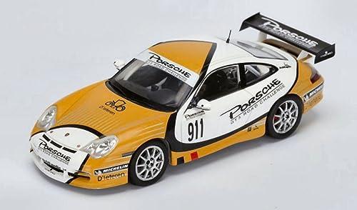 Entrega directa y rápida de fábrica Spark Spark Spark Model S4479 Porsche 996 GT3 N.911 GT3 Road Challenge 2004 1 43 Die Cast Compatible con  primera reputación de los clientes primero