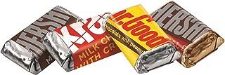 HERSHEY'S Chocolate Candy Bar Assortment, Miniatures (Hershey's, Krackel, Mr Goodbar, Special Dark), 25 Pound Bulk Candy