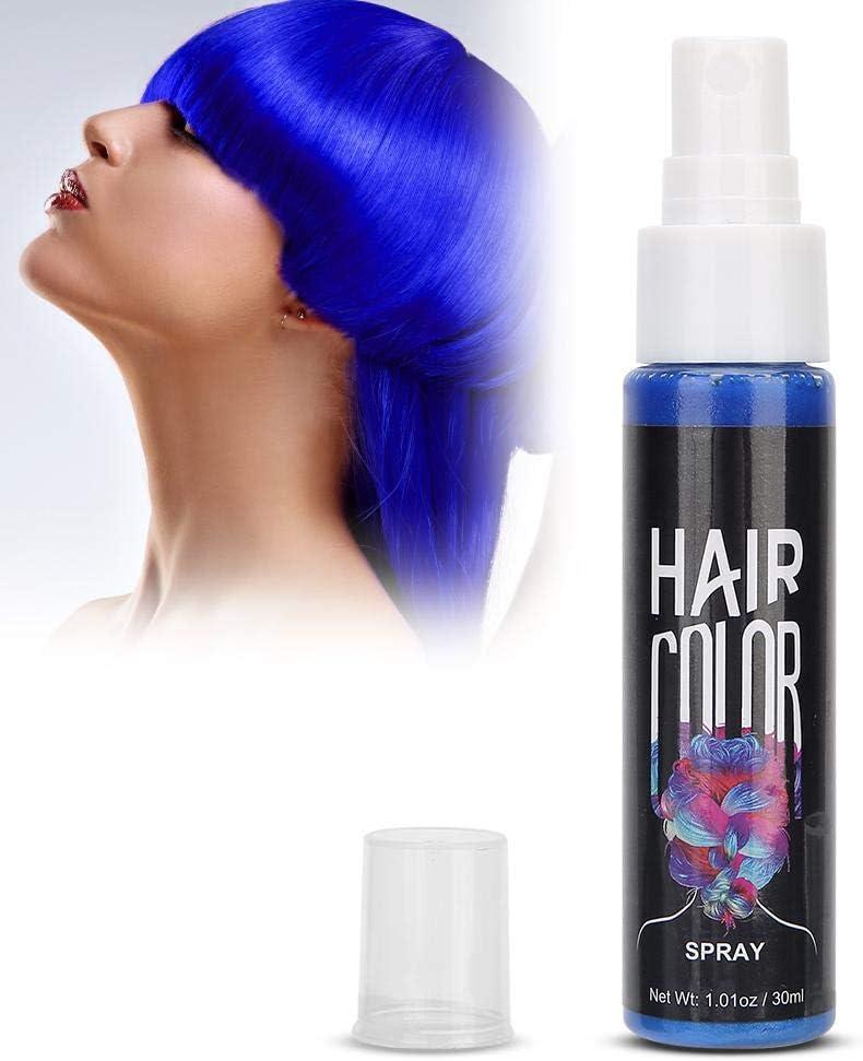 30ml DIY Spray de color para el cabello Spray de color ...