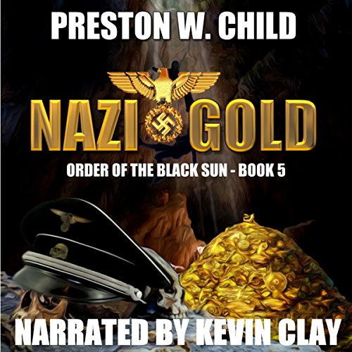 Nazi Gold audiobook cover art