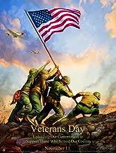 Veterans Day Poster (VET12)