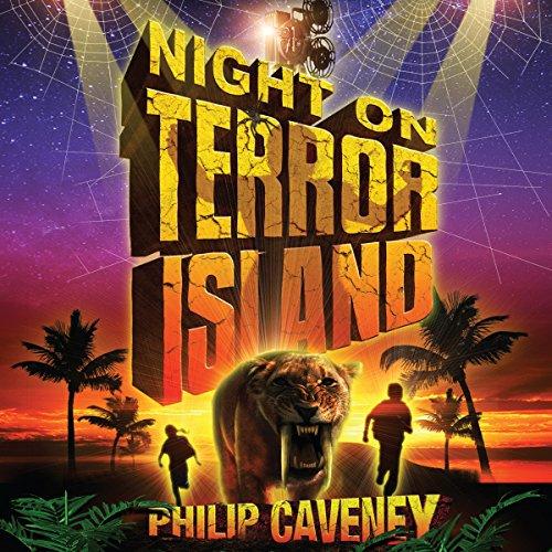 Night on Terror Island cover art