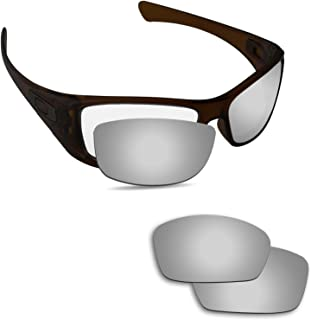 18fb885099 Fiskr Anti-saltwater Replacement Lenses for Oakley Hijinx Sunglasses -  Various Colors
