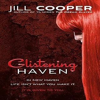 Glistening Haven audiobook cover art
