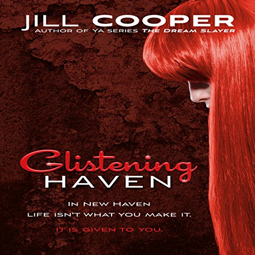 Glistening Haven audiobook cover art