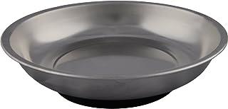 Viwanda - Bandeja Magnética de Acero Inoxidable Redonda de 150mm de diámetro