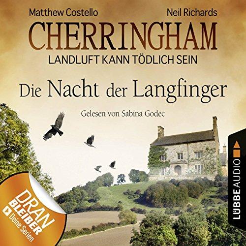 Die Nacht der Langfinger audiobook cover art