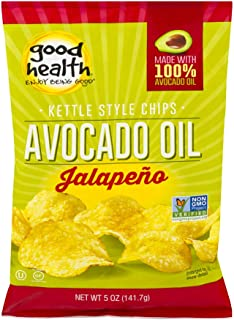 Best good health avocado oil jalapeno chips Reviews