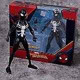 YXCC Figura de acción de Iron Man Modelo de Personaje de araña Infinity War Doll...