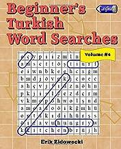 Beginner's Turkish Word Searches - Volume 4 (Turkish Edition)