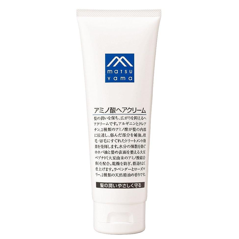 援助サイレント大気M-mark アミノ酸ヘアクリーム