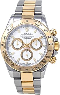 Rolex Daytona Automatic-self-Wind Male Watch 116523 (Certified Pre-Owned)