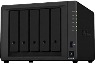 Synology 5 Bay NAS DiskStation DS1520+ (Diskless)